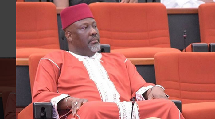 Dino Melaye, Senator representing Kogi West. [Photo Credit: Punch Newspapers]