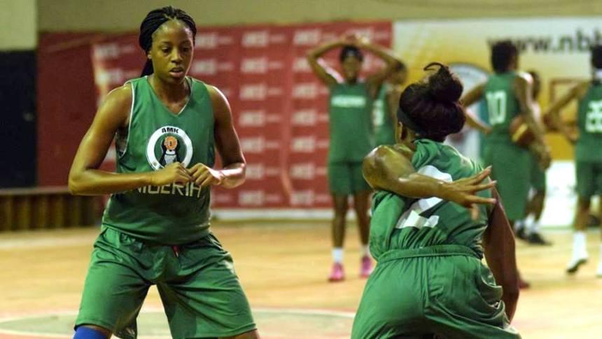 D'tigress [Photo Credit: Titans Basketball]