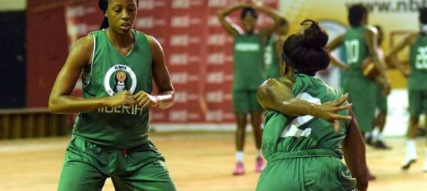 D'tigress [Photo Credit: Titans Basketball]