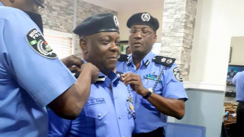 New Lagos CP sets up panel to probe police corruption