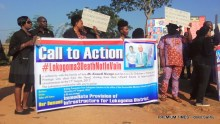 Lokogoma protest
