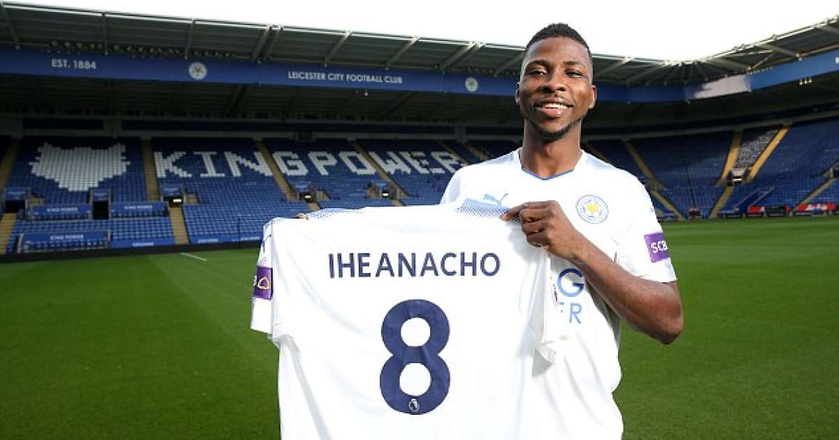 Leicester's Wes Morgan impressed with Kelechi Iheanacho