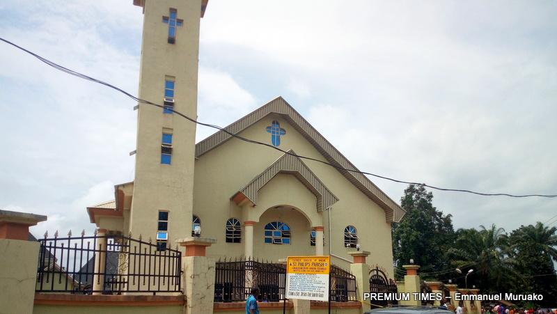 St. Philips Catholic Church, Ozubulu