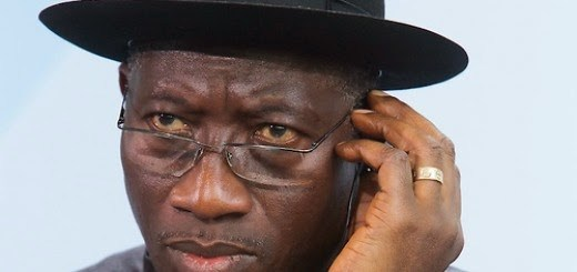 Goodluck Jonathan on call The former minister also spoke on his decision to quit the PDP.[Photo Credit: The Paradigm]