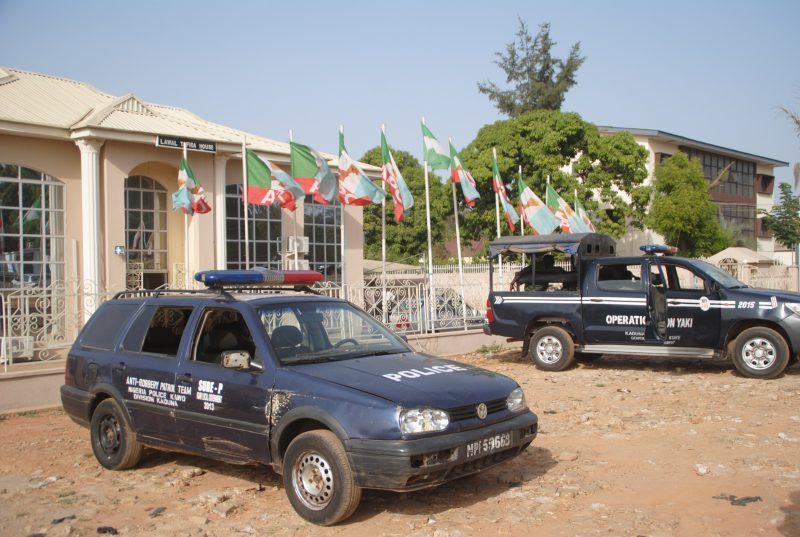 Kano APC secretariat [Photo: Legacy Reporters]