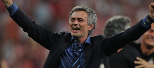 Jose Mourinho [Photo: Goal.com]