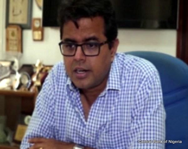 Roy Deepanjan - MD Chi Ltd