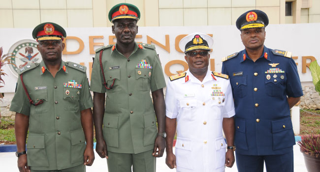 Military Chiefs