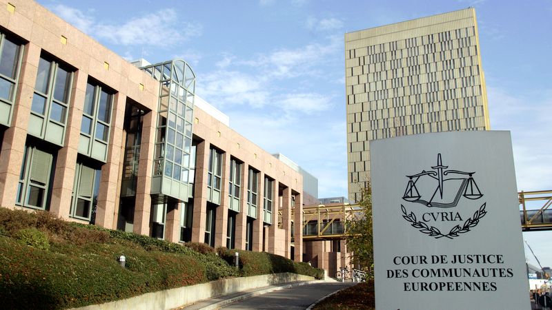 General view of the buildings of the Court of Justice of the European Communities [Photo Credit: EUropa.S]