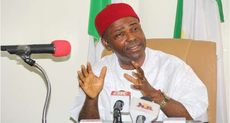 Ogbonnaya Onu, the Minister of Science and Technology. [Photo Credit: Pulse.ng]