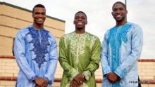 Releaf co-founders Ikenna Nzewi, Uzoma Ayogu, and Isaiah Udotong