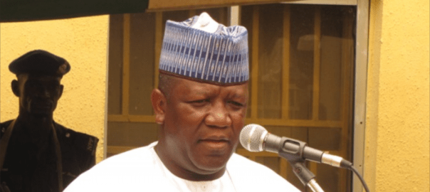 Zamfara State ex-Governor, Abdul'aziz Yari. [Photo credit: Daily Post]