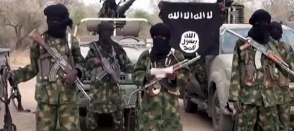 Boko Haram [Photo Credit: ScanNews Nigeria]