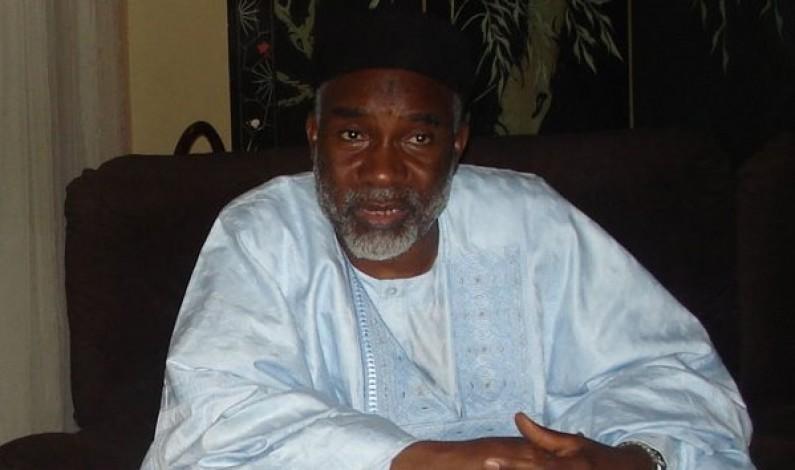 Former Adamawa State governor, Murtala Nyako. [Photo credit: OlaitanAjiboye]