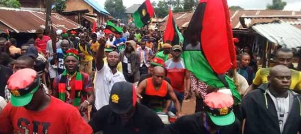 IPOB [Photo Credit: Daily Post Nigeria]