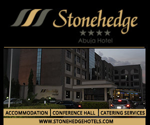 STONEHEDGE advert