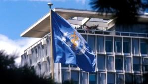 World Health Organisation (WHO) Head-Quater in Geneva, Switzerland.  Copyright : WHO/Pierre Virot