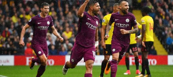 Watford 0 - 6 Manchester City