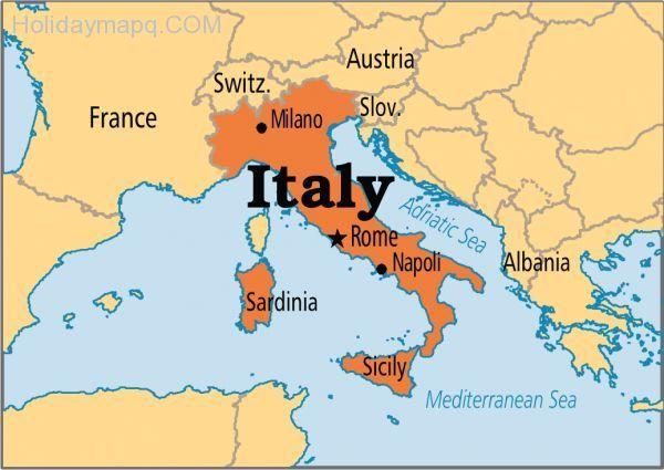 Italy Map 1500.1500 Nigerians In Italian Prisons Envoy Premium Times Nigeria
