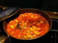 Food in pot [Photo credit: TripAdvisor]