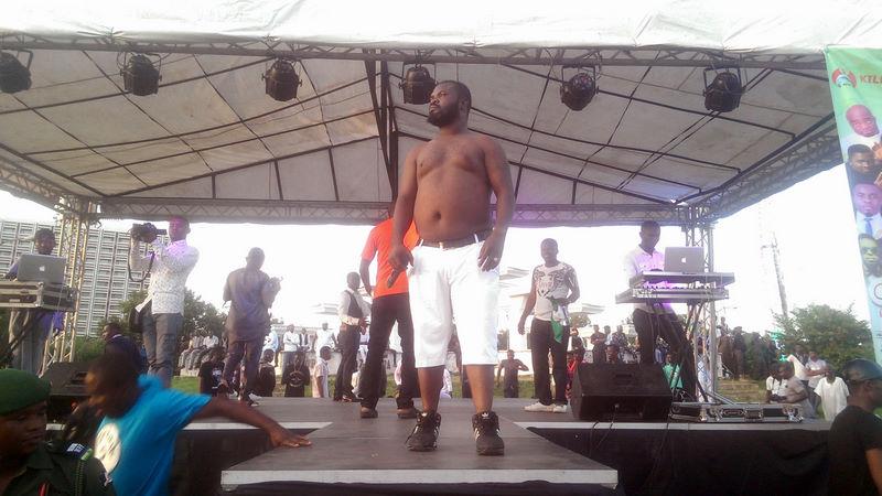 Umrah Banner: At Abuja Concert, EFCC Tasks Youth On Anti-graft Campaign