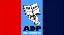 Action Democratic Party logo
