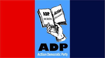 Image result for Action Democratic Party
