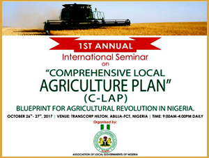 AGRIC-PLAN Advert