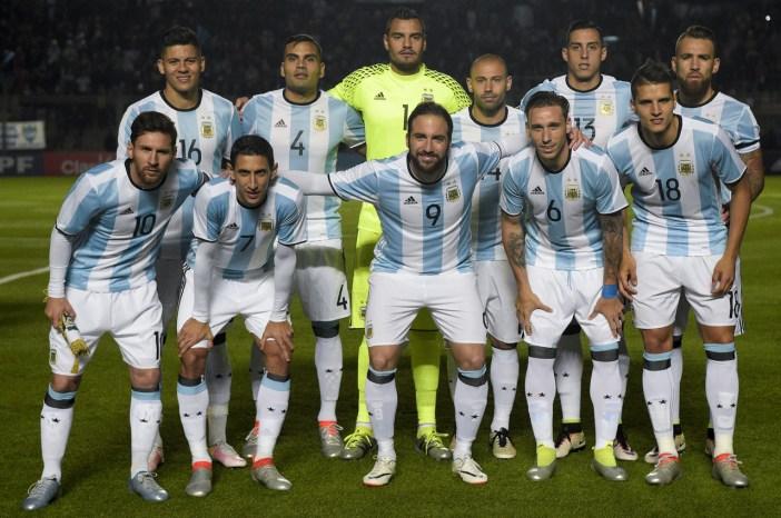 Argentina team [Photo: MustShareNews]