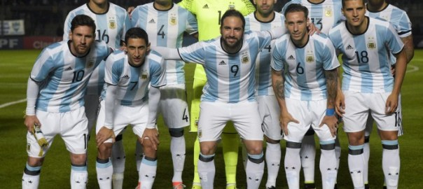 Argentina team [Photo: MustShareNews]