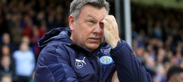 Former Leicester City coach, Craig Shakespeare [Photo: ITV.com]