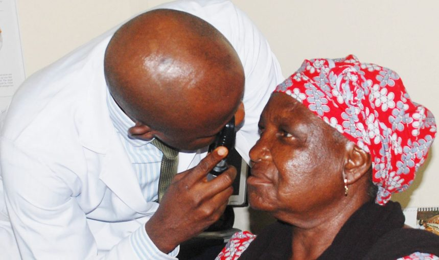 ophthalmic nurses