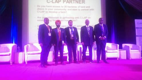 #C-LAP event