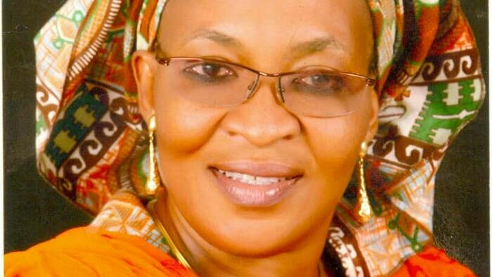 NAWOJ National President, Omowole Ifeyinwa