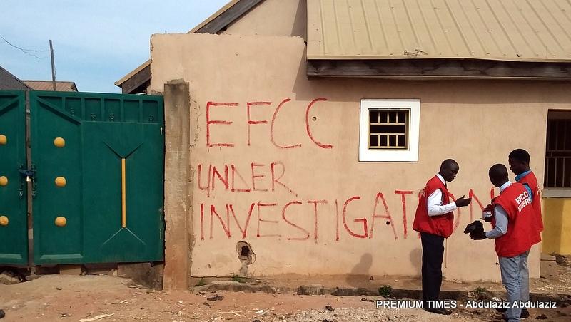 EFCC, sealing off six properties of Abdulrasheed Maina