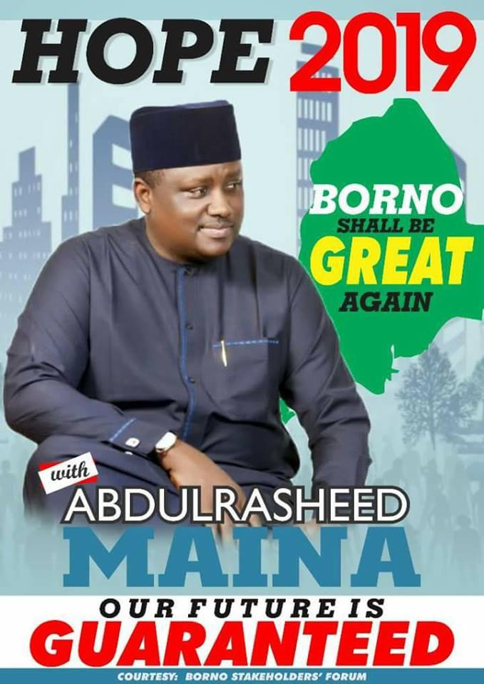 Maina campaign