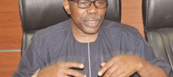 National Legal Adviser of the All Progressive Congress, APC, Muiz Banire. [Photo credit: THEWILL]