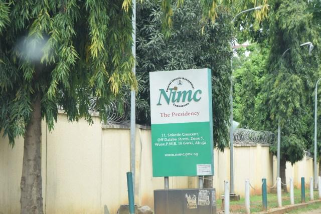 NIMC Headquarters in Abuja
