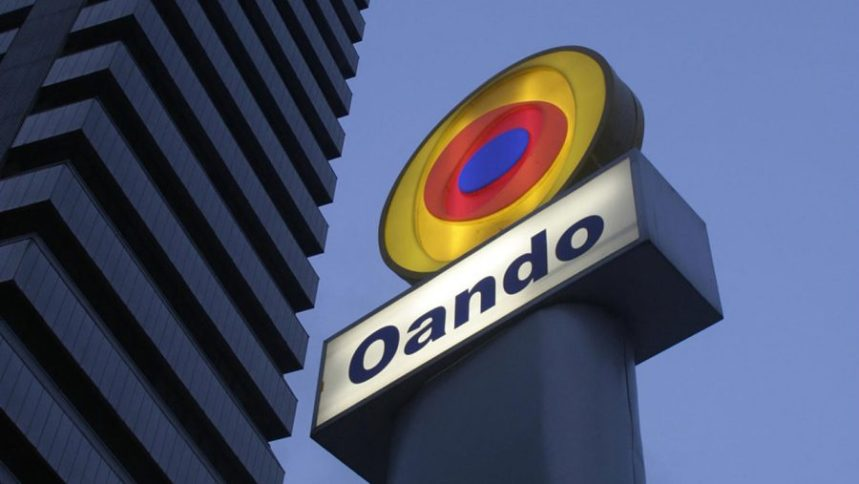 Nigerian oil company, Oando. [Photo credit: Guardian Newspaper]