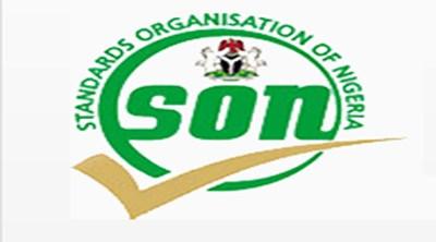 Standards Organisation of Nigeria, SON logo