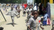 Pandemonium in Maiduguri