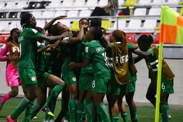 Image result for Falconets thrash Tanzania  6-0