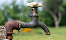 A tap of running water used to illustrate the story [Photo: nationals.org.au]