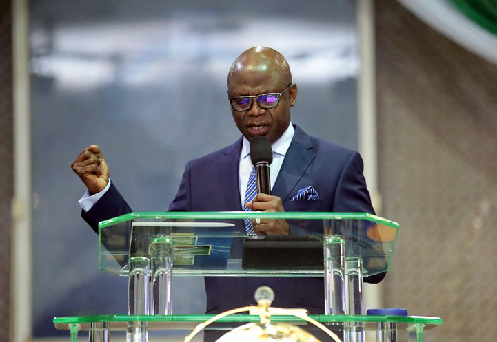 "(Video)God Has Directed Me To ""Run For President"" – Tunde Bakare ."