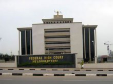 Federal High Court, Abuja. [Photo credit: OfCounsel Nigeria]