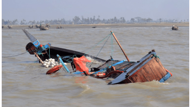 Boat Mishap