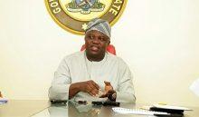 Former Governor Akinwunmi Ambode of Lagos state [Photo credit: Instagram - akinwunmiambode]