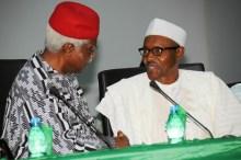 Buhari and Ekwueme 2