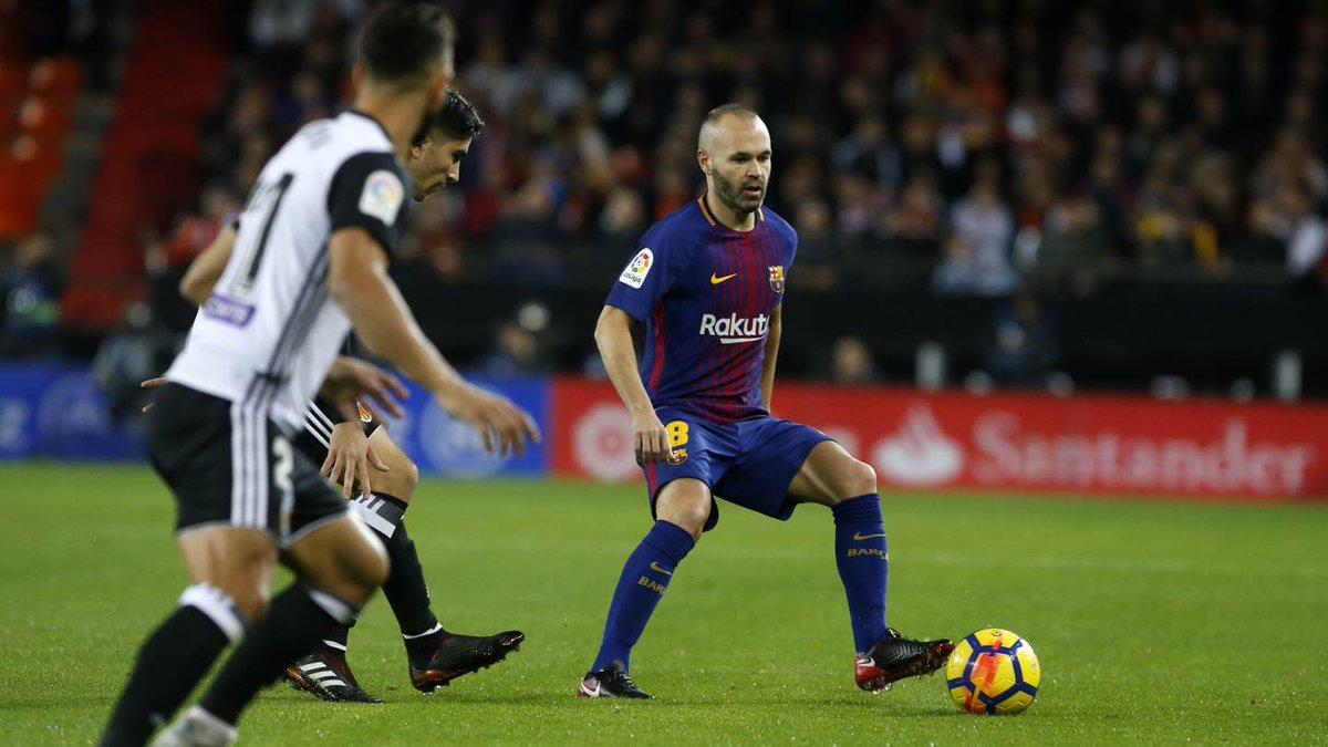 Valencia defeat Barcelona to win Copa del Rey