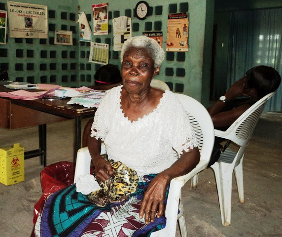 Madam-Abigael-at-Orogwe-Health-Centre